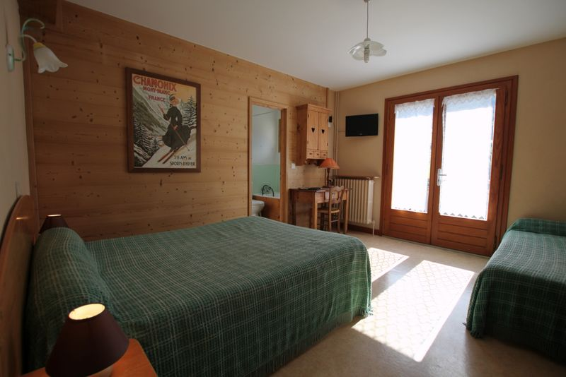 12 chambres chalet hotel le panoramic flumet savoie for Hotel chambre 13